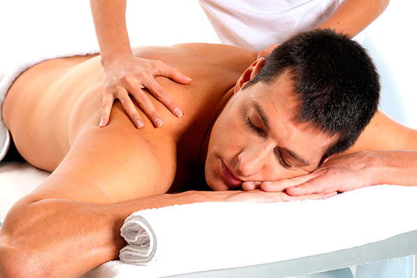 Massage Therapy Ajax