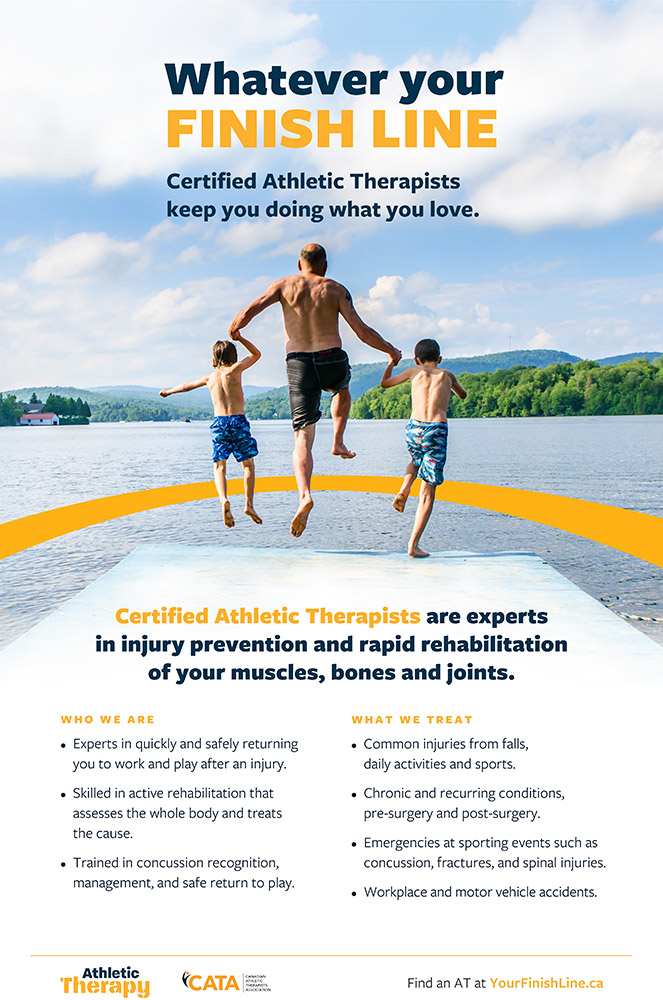 Athletic Therapy Ajax