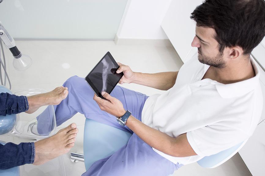 chiropodist clinic ajax