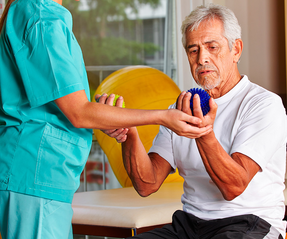 physiotherapist clinic