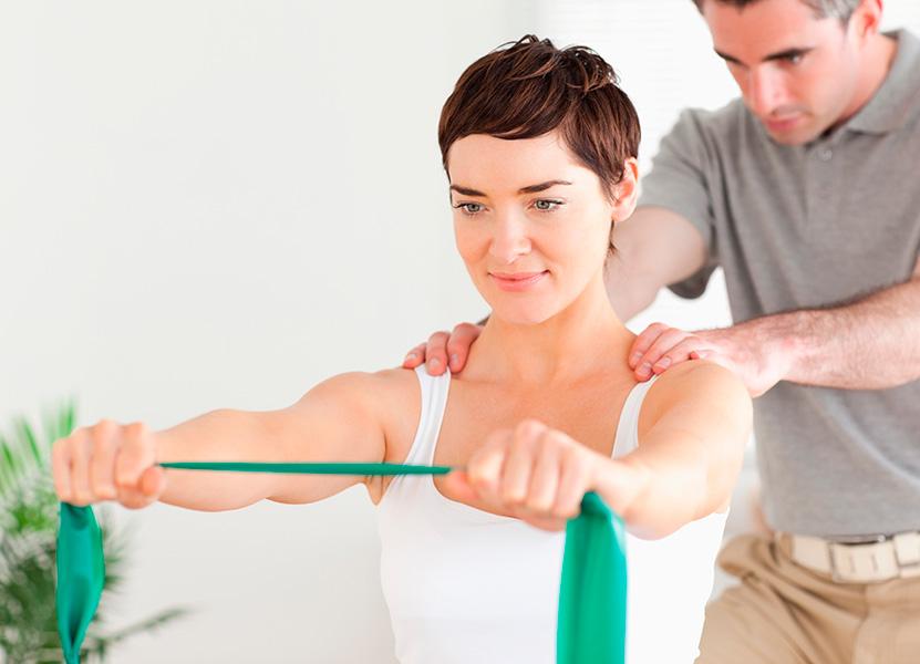 physiotherapist clinic