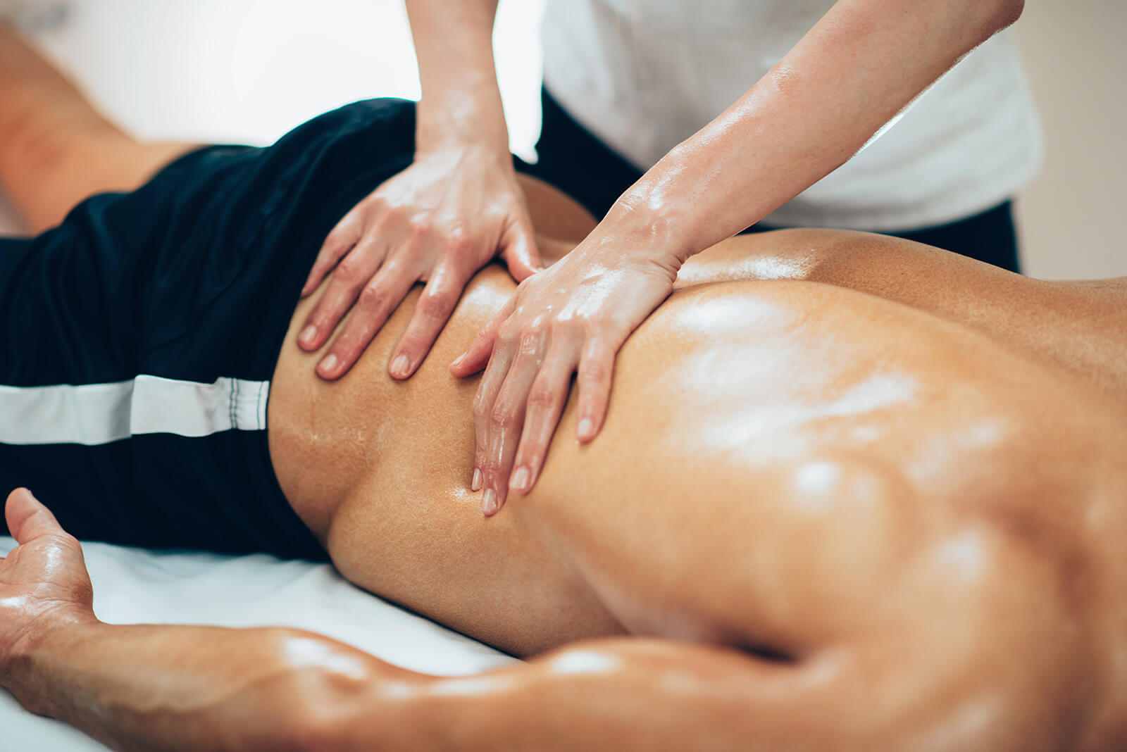 Everything you need to know about sports massage