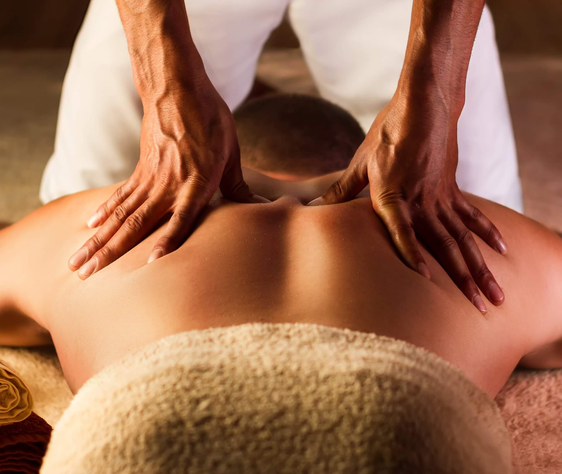 Deep tissue massage: What you need to know