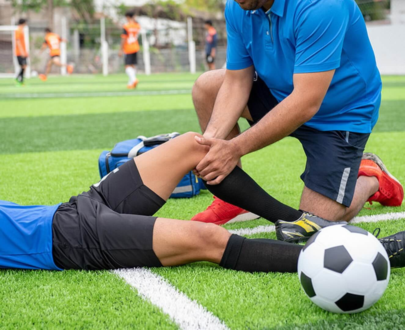 Common Sports Injuries and How a Sports Physiotherapist Can Help
